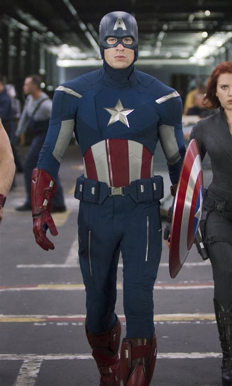 captain america  avengers halloween costume ideas