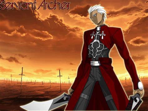 Anime Archer Wallpaper - archer coat archer anime fate stay hd desktop