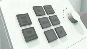 Amx Massio Keypad