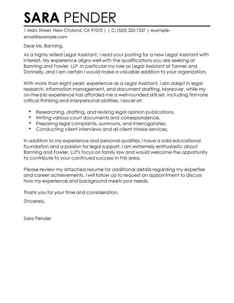 Covering Letter How To by Assistant Cover Letter Always Use A Convincing