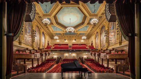herbst theatre evergreene
