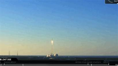 Spacex Falcon Under Third Launch Successfully Launches