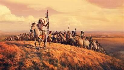 American Indian Wallpapers Native Indians Warriors Lakota
