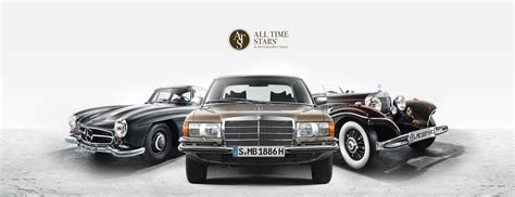 Classic Car Trading All Time Stars