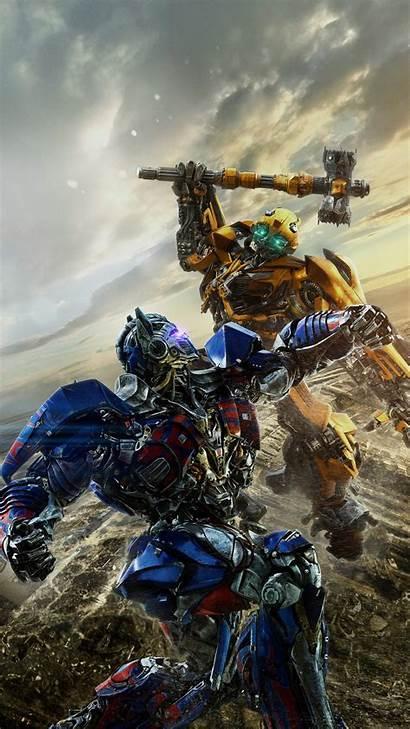Optimus Prime Transformers Knight Last Bumblebee Wallpapers
