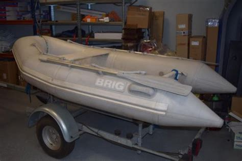 Polyester Rubberboot by Brig Rib Rubberboot Met Polyester Bodem 275 Cm