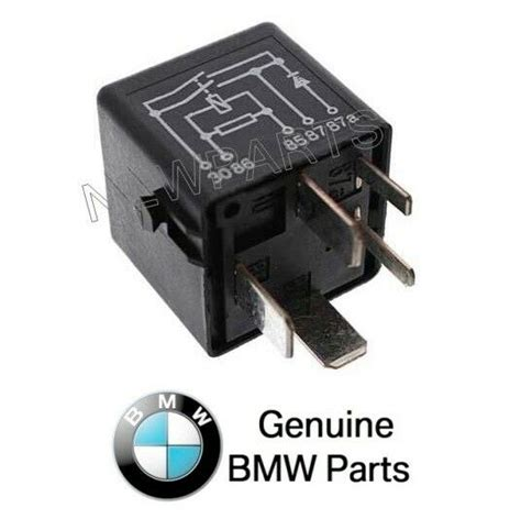 bmw e36 e46 e60 abs cycle relay 5 prong smg sequential manual gearbox genuine ebay