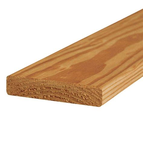 1 X 6 Deck Boards Home Depot