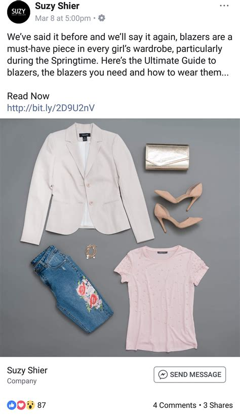 facebook ad examples    inspiration oberlo