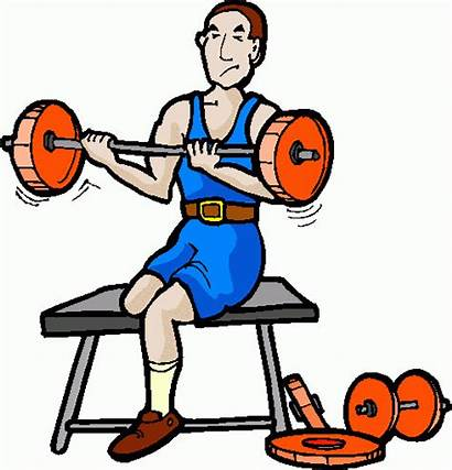 Lifting Weight Clip Clipart Weights Lift Cliparts