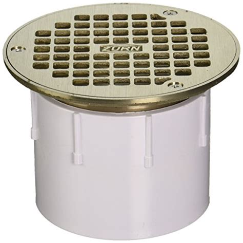 zurn floor drains uae zurn fd2210 pv3 adjustable floor drain pcv 3