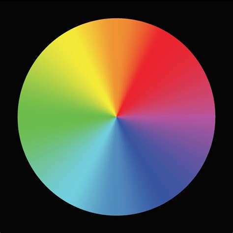 a color wheel how to draw a color wheel in illustrator graphic design
