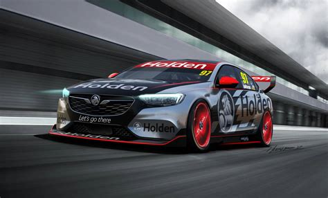 now thats a supercar holden s 2019 commodore supercar revealed 187 eftm