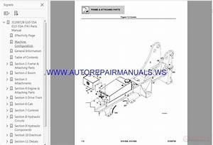 Jlg Telehandler Parts Manual