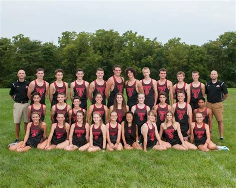 triad high school coed varsity cross country fall schedule