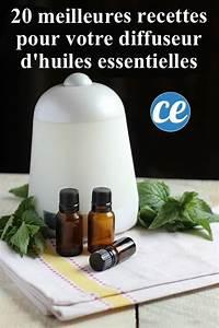 Comment Diffuser Huile Essentielle : 20 recettes pour diffuseur d 39 huiles essentielles que vous allez a do rer huiles essentielles ~ Dode.kayakingforconservation.com Idées de Décoration