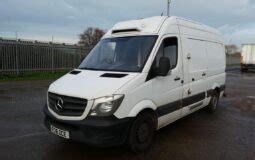 Used mercedes benz sprinter 2.1 314 cdi rwd l2 h2 eu6 5dr, 2020, van, 2miles. Used Mercedes Sprinter Vans for Sale | Euro 6 | Truckpages UK