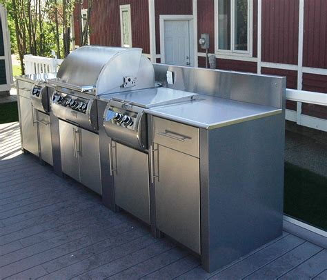 prefabricated kitchen islands kitchen convert your backyard with awesome modular