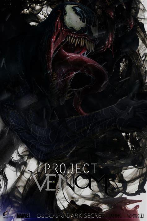 Venom  Movie Poster By Megachris456 On Deviantart