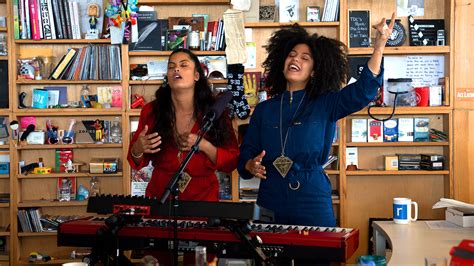 Npr Tiny Desk Ibeyi Tiny Desk Concert Npr