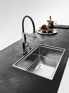CENTINOX SINK CMX 210 50 STAINLESS STEEL Kitchen sinks