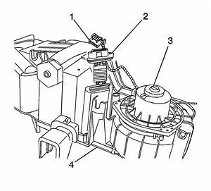 Wiring Diagram For Blower Motor Resistor  U2013 Volovets Info