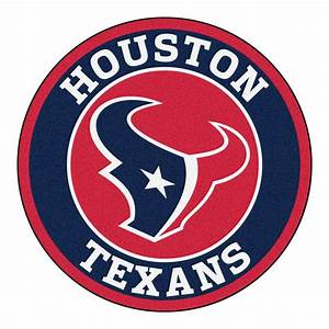 FANMATS NFL Houston Texans Navy 2 ft 3 in x 2 ft 3 in