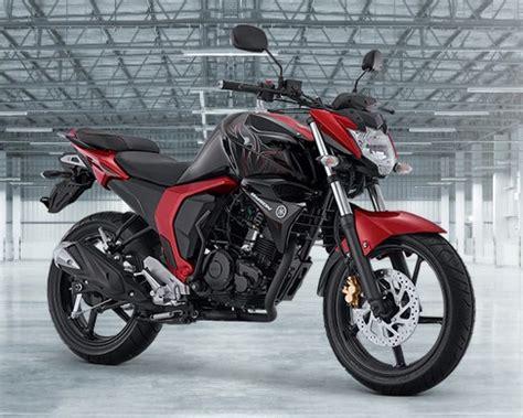 Yamaha Byson 2016 by Yamaha Byson 2017 Terbaru Warna Merah Warungasep