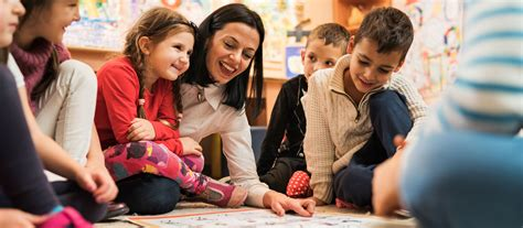 relationships early childhood development
