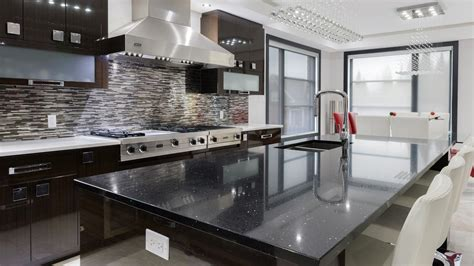 comptoir de cuisine quartz ou granit rénovations choisir un nouveau comptoir national granit