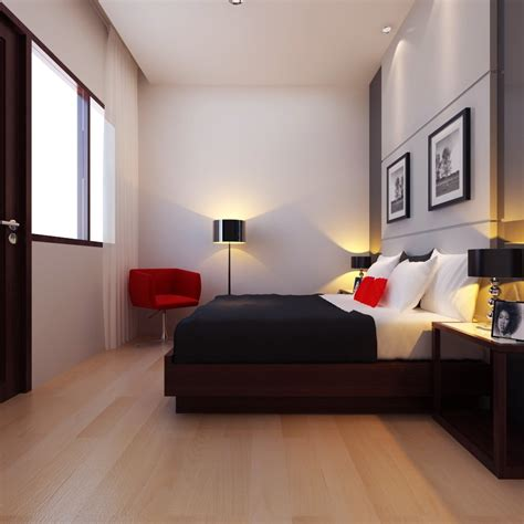 16 Inspirasi Dekorasi Dan Desain Kamar Tidur Minimalis