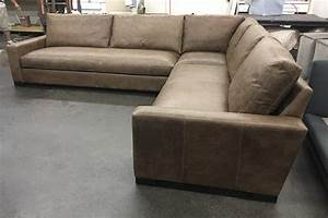 camel leather sectionalhenry leather sectional set 2 With braxton left facing sectional sofa