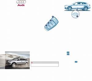 Slowcheddar  2018 Audi Q7 Owners Manual Pdf