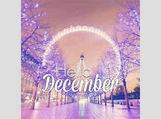 Hello December Pictures, Photos, and Images for Facebook