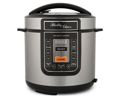 pressure cooker choice healthy slow australia 6l catch