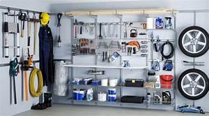 Ranger Garage : syst me elfa optimisez le rangement de votre garage ~ Gottalentnigeria.com Avis de Voitures
