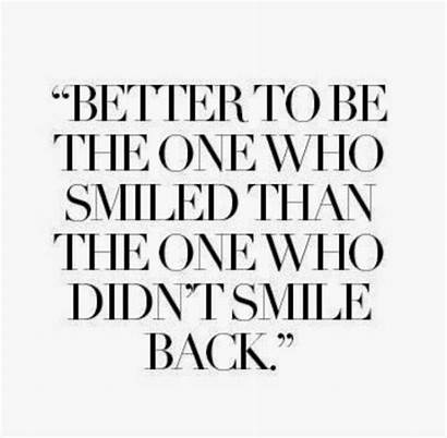 Thursday Thoughts Smile