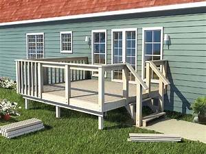 Project Plan 90050 - The How-to-Build Deck Plan