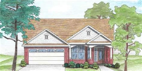 small bungalow traditional house plans home design