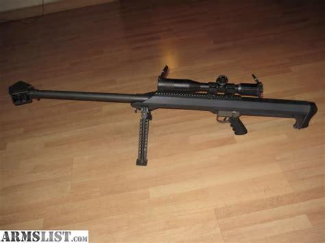 50 Bmg Kit by Armslist For Sale Barrett M99 50 Bmg Rifle W Kit