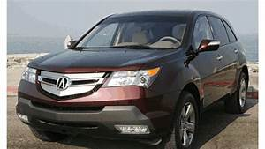 2007 Acura Mdx Review  2007 Acura Mdx