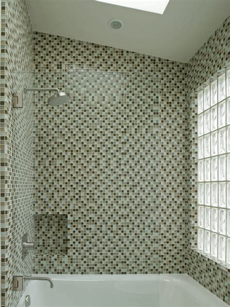 glass block  wall ideas pictures remodel  decor