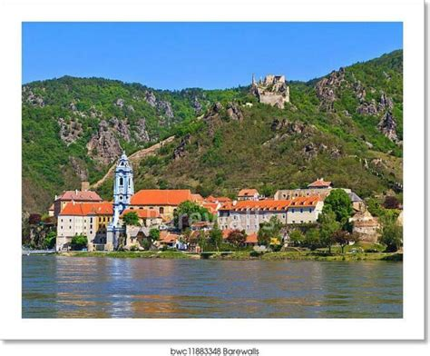 Danube home has enjoyed the position as the uae's leading home interior solutions brand and has its largest flagship store located at sheikh zayed road. Durnstein On The River Danube (Wachau Art Print Home Decor Wall Art Poster   eBay