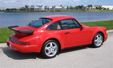 1991 Porsche 911 Turbo Coupe 49096