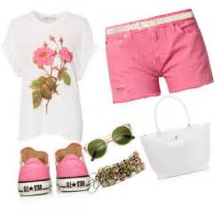 Cute Summer Outfits with Shorts Women
