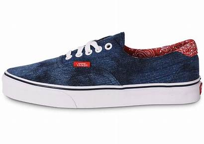 Vans Bleu Rouge Era Chausport Chaussures