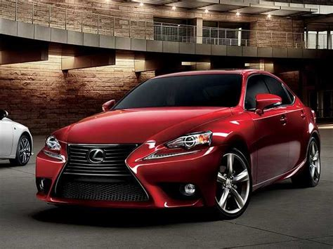 Consumer Reports Says Lexus Is350 Is Most Reliable Luxury
