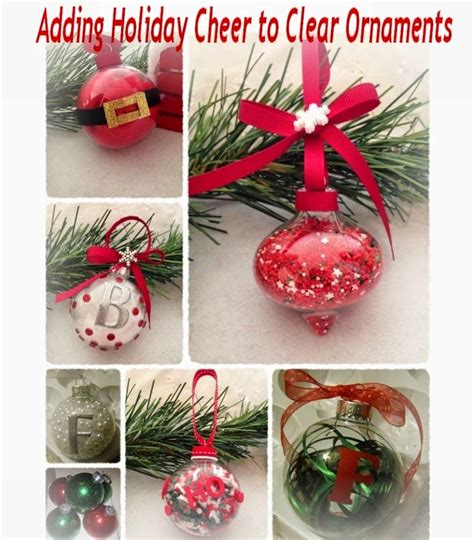 youtubecom were to buy plastic ornaments diy clear ornaments across the boulevard