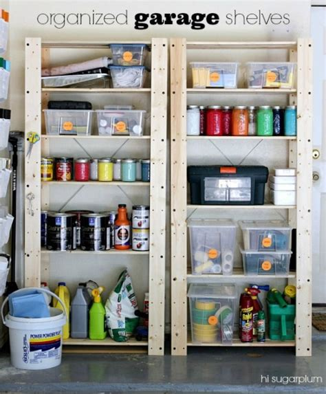 How To Organize Your Garage  Clean And Scentsible