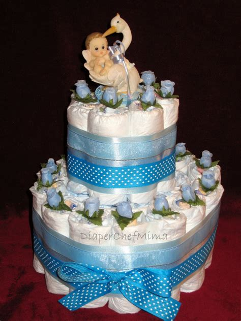 Diaper Boy Images Cake Ideas And Designs
